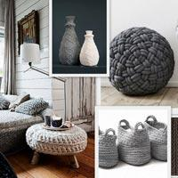 Knitted Home Furnishings