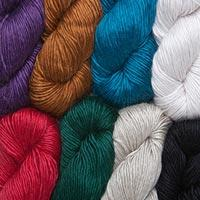 Silk Blended Yarns