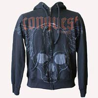 Mens Hooded T-shirt