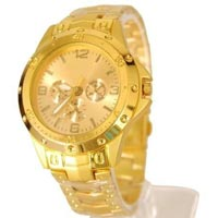 Gold Plated Watches