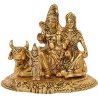 Gold Plated Statues
