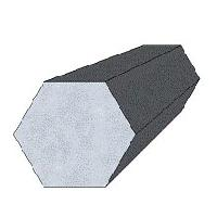 Aluminium Hexagonal Bar