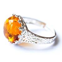 Amber Rings