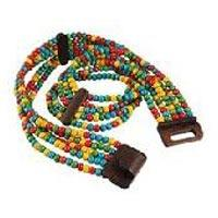 Ladies Beaded Belts