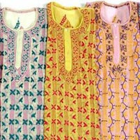 Chikan Embroidered Suits