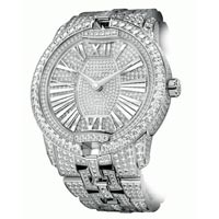 Diamond Studded Watch