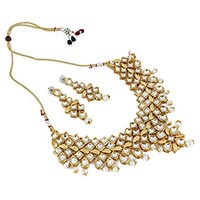 Kundan Jewellery Necklace