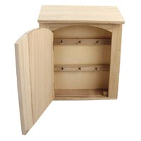 Wooden Key Cabinets
