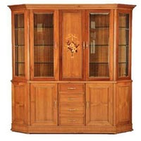 Wooden Show Cases