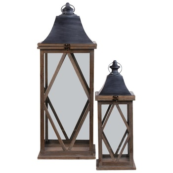 candle holder christmas lantern