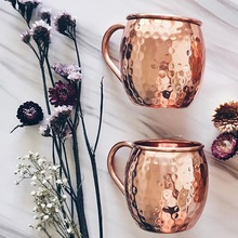 Copper Moscow Mugs