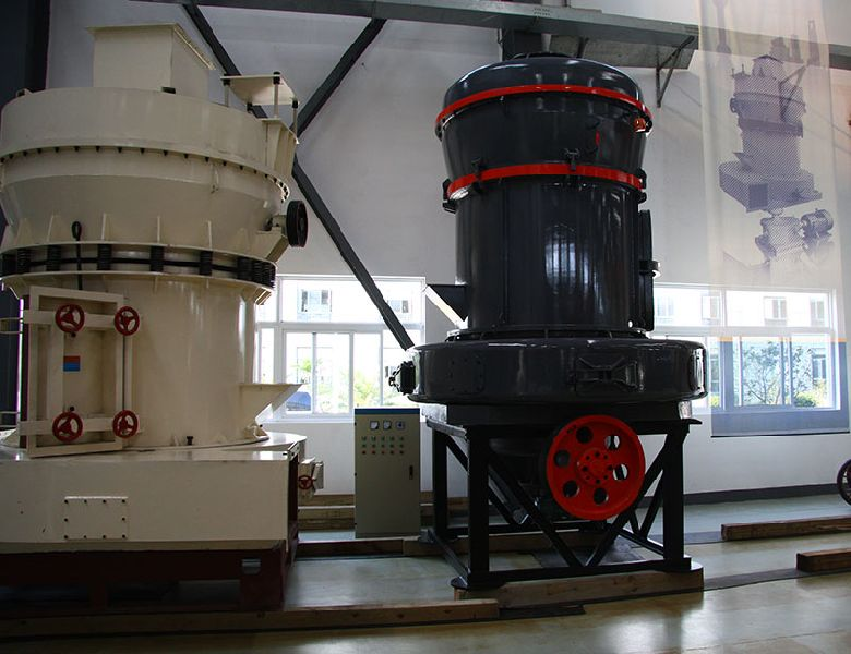 Mtw European Trapezium Mill