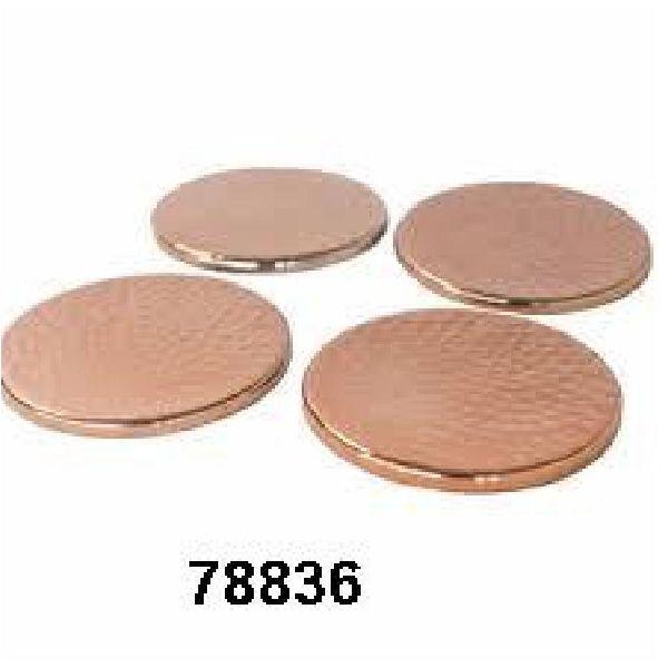 Copper Coasters