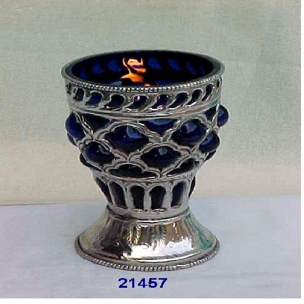 Glass Tealight Votive