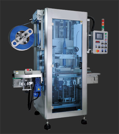 Auto Shrink Sleeve Labeler Machine