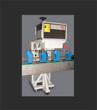 Fighter semi-automatic Cap Sealer