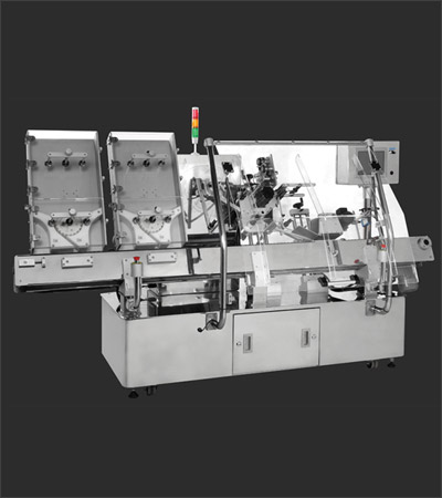 Horizontal Wrap Around Labeler Machine