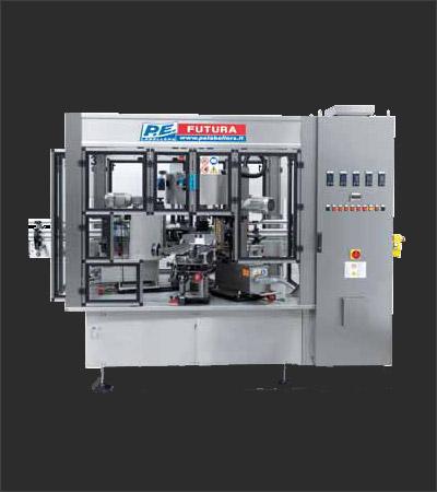 Hot Melt Labeler Machine