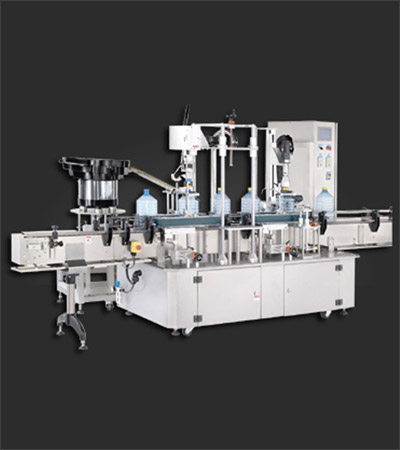 One head Capping Machine