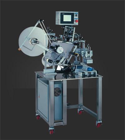 Semi Auto Tamp Labeler Machine