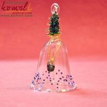 Christmas ornament Glass ball tree