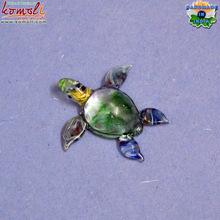 glass pendant turtle