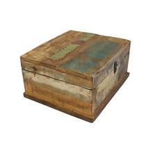 wooden small storage box