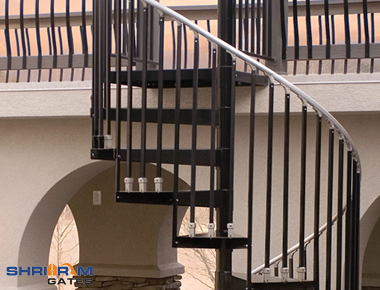 decorative wrought iron indoor stair railings buy.htm wrought iron spiral railings manufacturer in haryana india by shri  wrought iron spiral railings