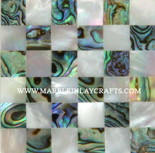 Abalone Sea Shell Tile