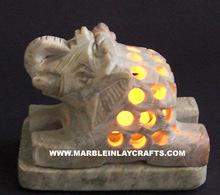 Elephant Shape Candle holder