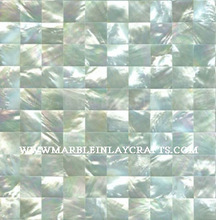 Handmade Mother Of Pearl Flooring and Borders Tiles