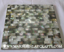 Handmade Mother Of Pearl Table Top