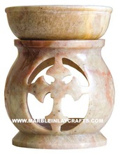 Indian Soapstone Aroma Oil Burners