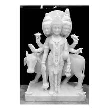 Italian Marble Vishnu Statues