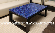 Lapis Lazuli Dining Table Top