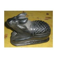 Lord Black Nandi Statues