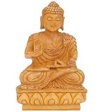 Soapstone Lord Buddha Statue