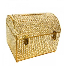 CRYSTAL MONEY CARD BOX
