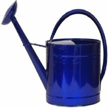 Oval cheap metal gardening watering can