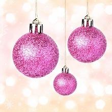 STYLES CHRISTMAS HANGING BOLL