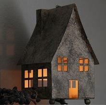 VINTAGE HOUSE LANTERN