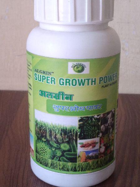 Super Growth Power Liquid Biofertilizer