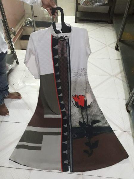 Ladies Cotton Jacket Kurtis