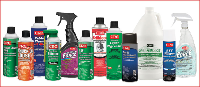 AEROSOL LUBRICANTS CLEANING PRODUCT