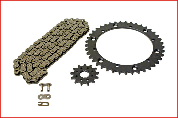 CHAIN & SPROCKET ASSEMBLY
