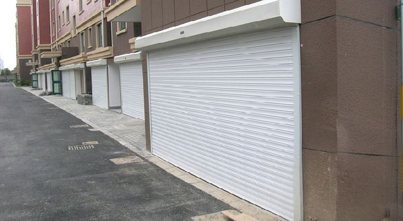 Pull and Push Rolling Shutters