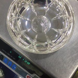 Silver Bowl Set