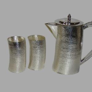 Silver Lemon Set