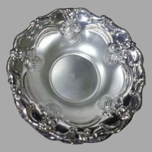 Silver Dish Plate