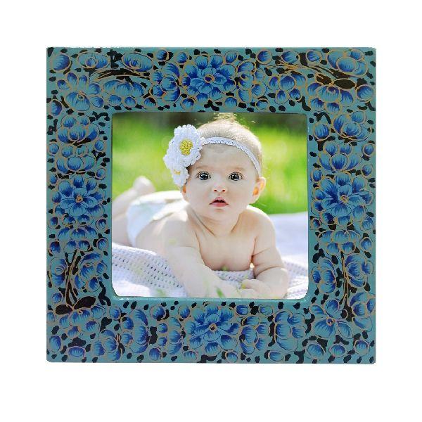 Paper Mache Photo Frame